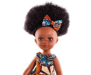 Ces Sud-africaines créent des poupées noires à l'image des fillettes qui y jouent