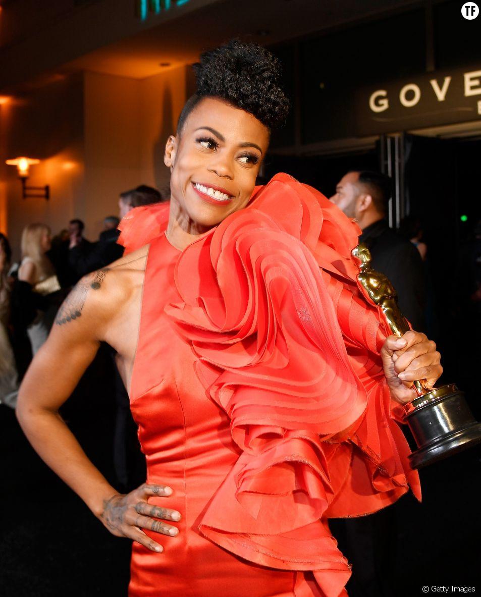 Hannah Beachler aux Oscars 2019