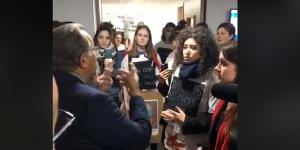 Des militantes du droit à l'IVG envahissent les bureaux de l'Ordre des médecins