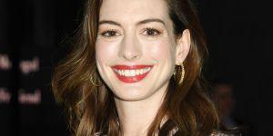 Pourquoi Anne Hathaway a arrêté de boire depuis qu'elle a un enfant