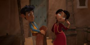 """""""Amir et Mina"""" : pourquoi on embarque les bambins voir ce joli conte animé"""