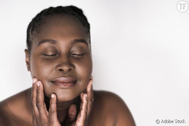 Auto-massage du visage