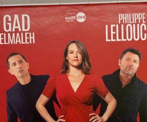 Le nom de Lucie Jeanne zappé d'une affiche de théâtre : les internautes réagissent