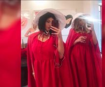 "Kylie Jenner organise une fête ""The Handmaid's Tale"" (et on en reste coi)"