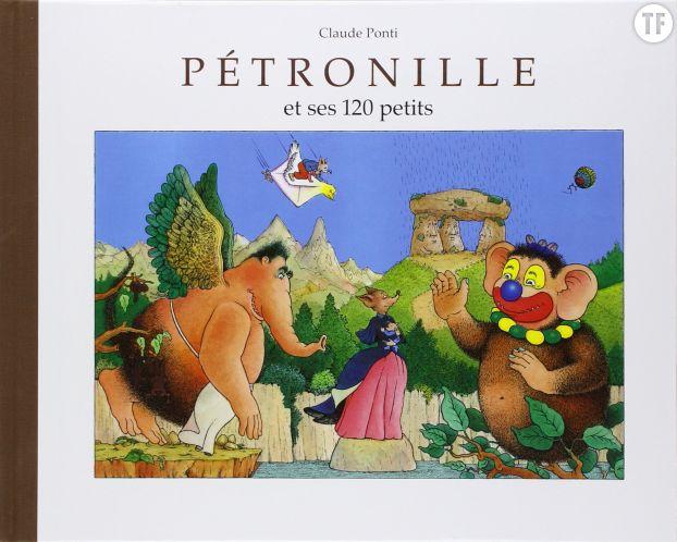 Pétronille - Editions L'Ecole des Loisirs - Collection Les Lutins