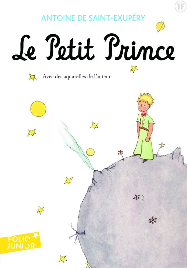 Le Petit Prince - Editions Gallimard - Collection Folio Junior