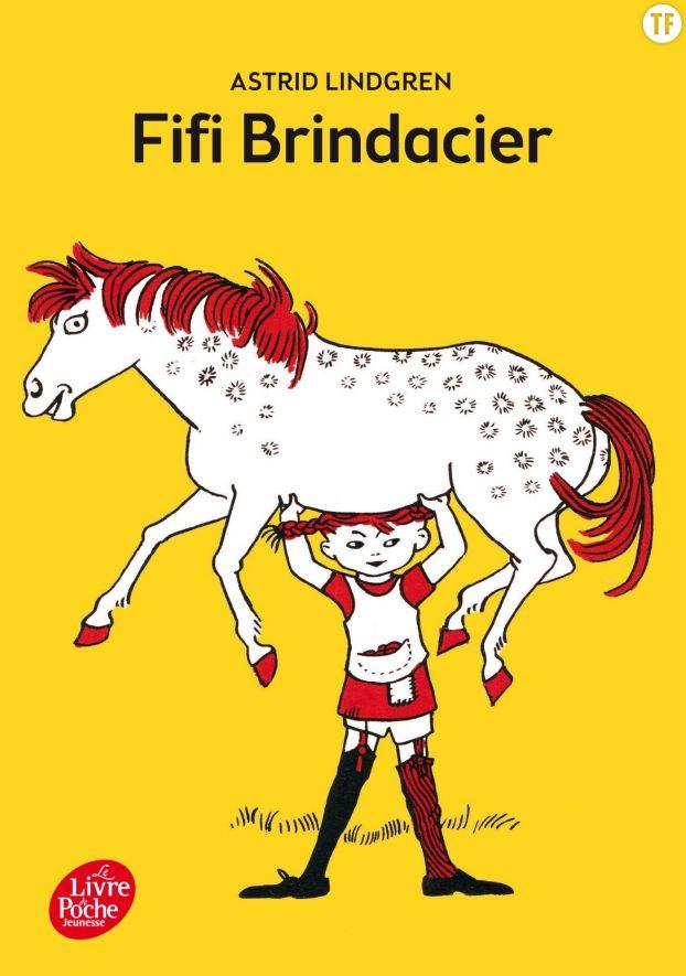 Fifi Brindacier - Editeur Livre de Poche Jeunesse - Collection Livre de Poche Jeunesse