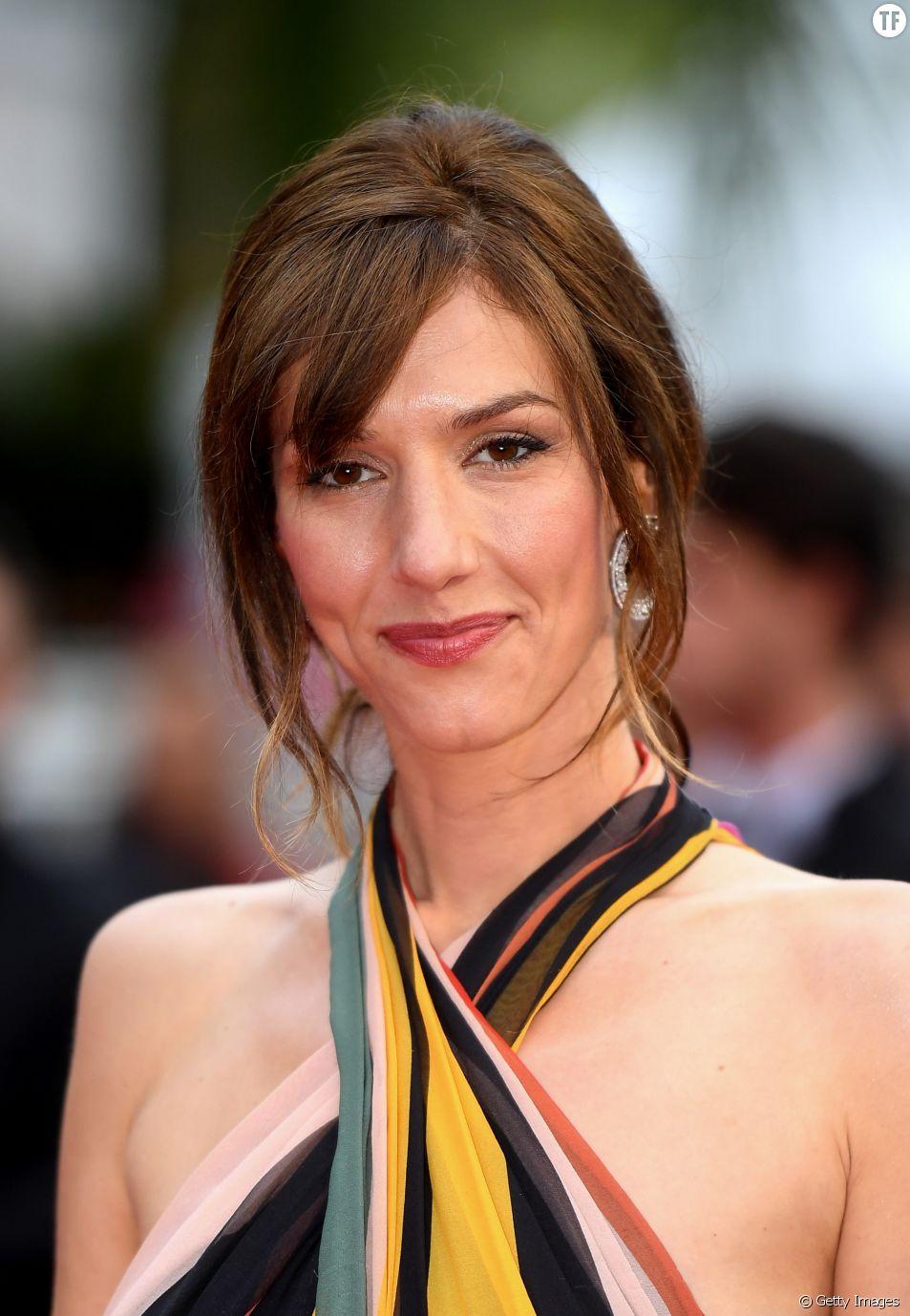 Doria Tillier au festival de Cannes en mai 2019
