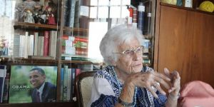 A 100 ans, elle se lance en politique pour lutter contre le réchauffement climatique