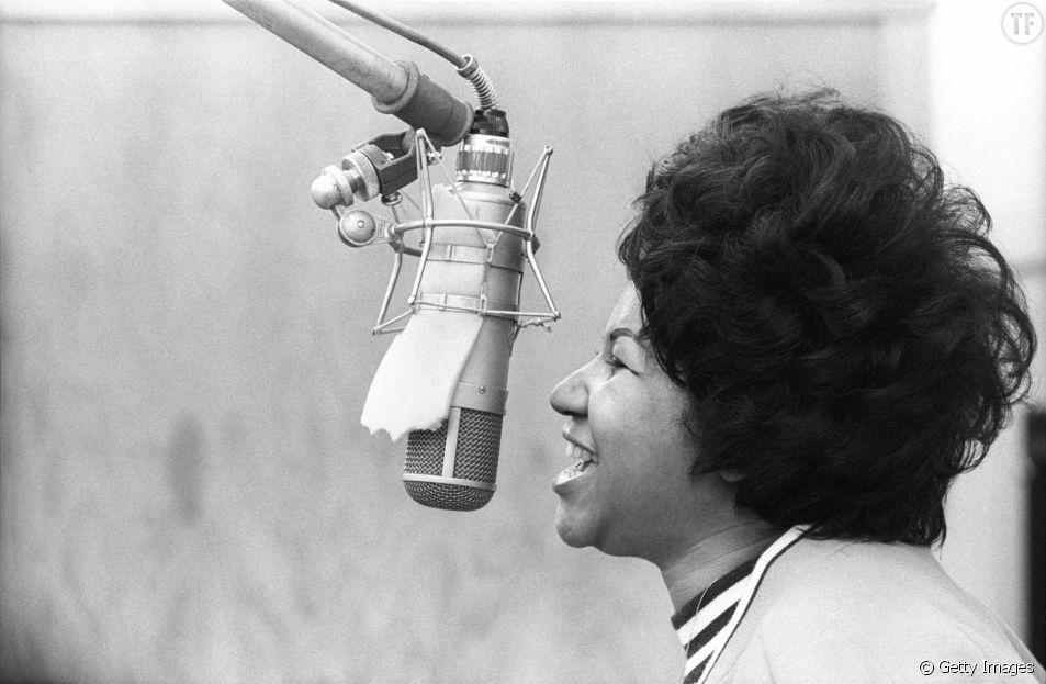 Aretha Franklin, légende de la soul music.