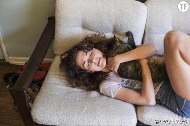 Une folle aux chats serait-elle une femme libre ?