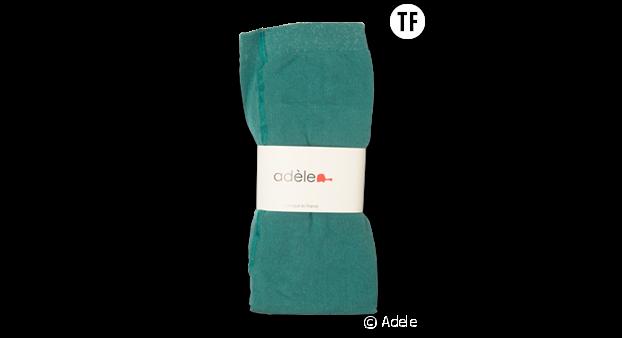 Collant en coton bio de la marque Adele.