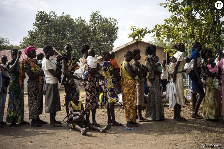 Femmes à Juba au Soudan du Sud le 20 mars 2017/photo d'illustration