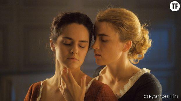 """Adèle Haenel dans """"Portrait de la jeune fille en feu"""""""