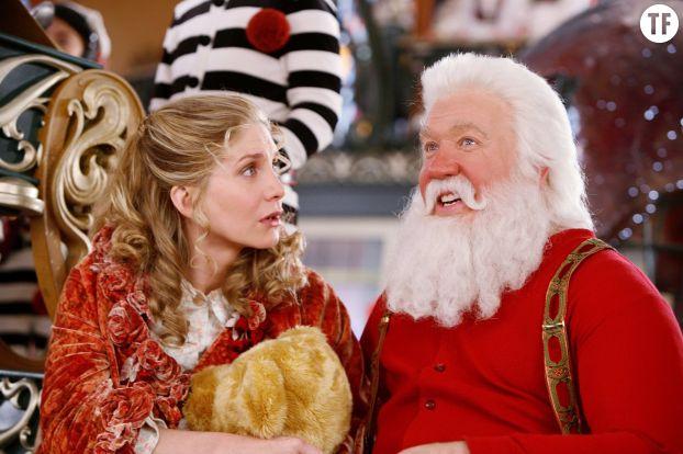 """""""Santa Clause 3"""", avec Tim Allen. Et une jeune Mrs. Claus."""