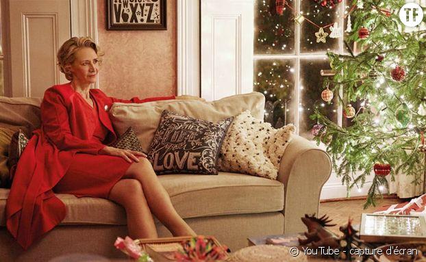 La Mrs. Claus badass de Marks & Spencer.