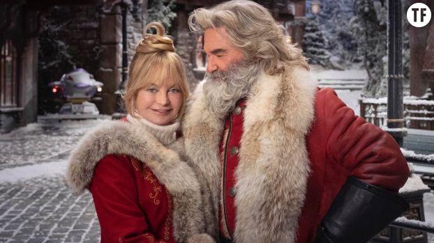 """""""Les chroniques de Noel II"""" : Mrs. Santa Claus version Netflix..."""