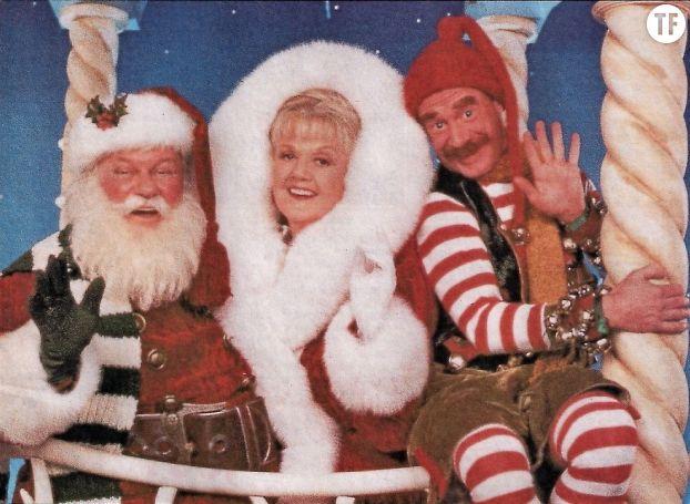 """""""Mrs. Santa Claus"""", une Mère Noël traditionnelle ?"""