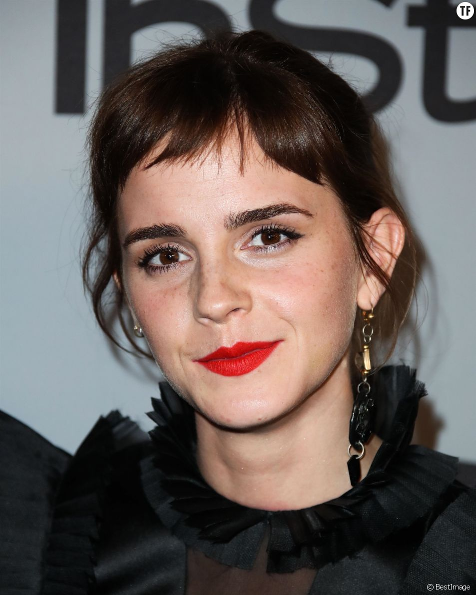 """Emma Watson délivre un discours bien """"girl power"""" !"""