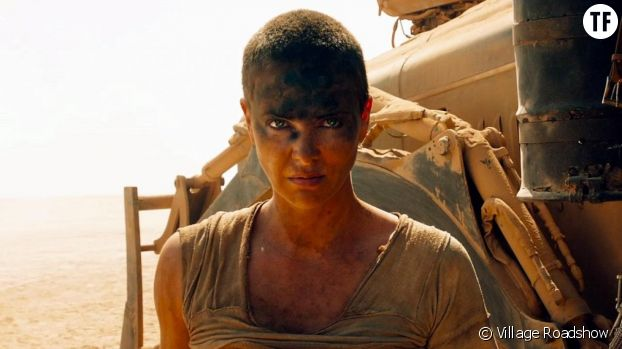 "Charlize Theron dans ""Mad Max Fury Road"""