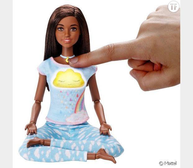 Barbie Fashionista Breathe With Me Barbie