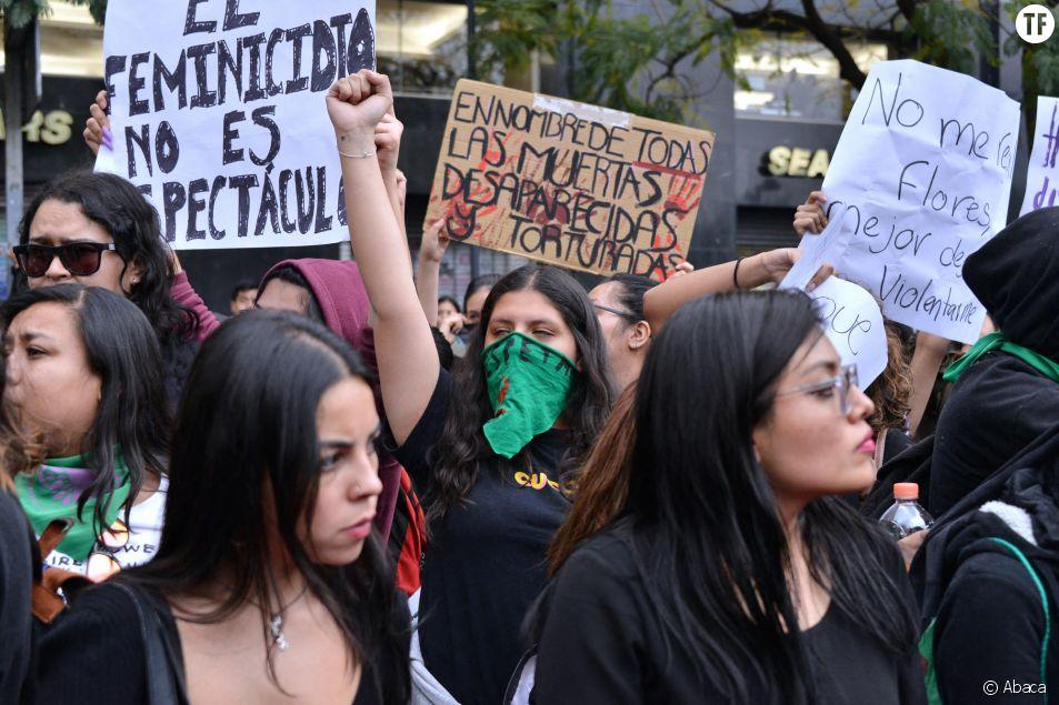 Au Mexique, les femmes protestent contre des violences toujours plus ignobles.