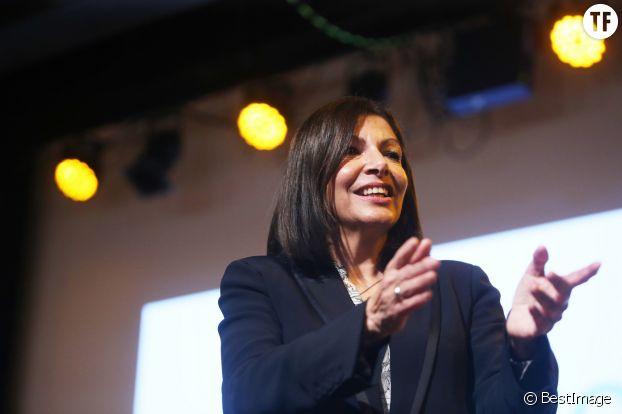 La victoire d'Anne Hidalgo à Paris, devant Rachida Dati.