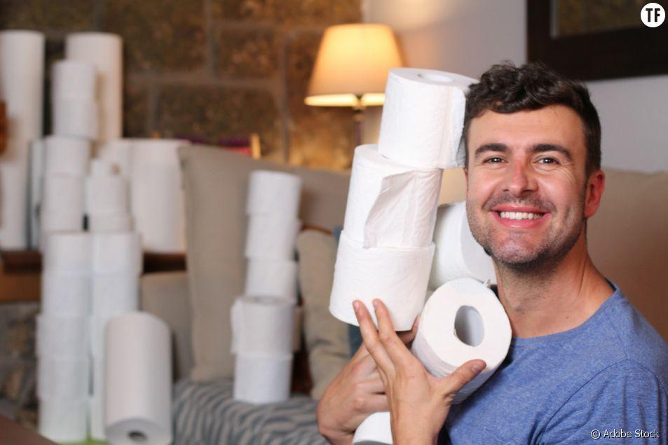 Pourquoi le papier toilette a-t-il rendu fous les Français ?