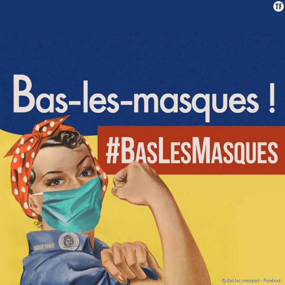 """""""Bas les masques !"""", la révolte des couturières exploitées."""