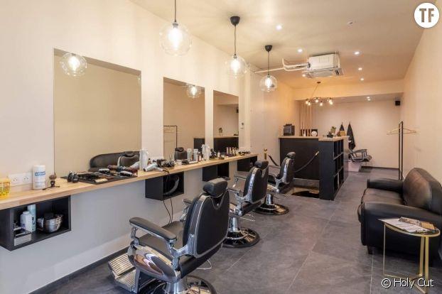 Le salon de coiffure avant les mesures sanitaires post-déconfinement