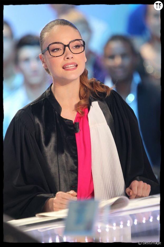 Solweig Rediger-Lizlow, ancienne Miss Météo de Canal, témoigne.
