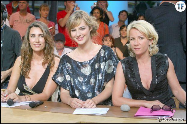 Louise Bourgoin tacle le stéréotype sexiste de la Miss Météo.