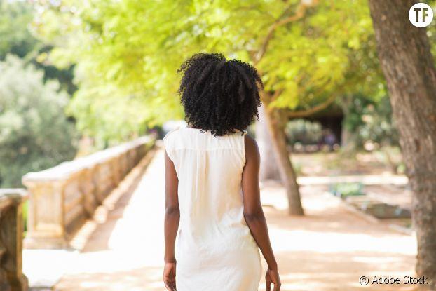Témoignage d'une femme noire face au racisme. Photo d'illustration