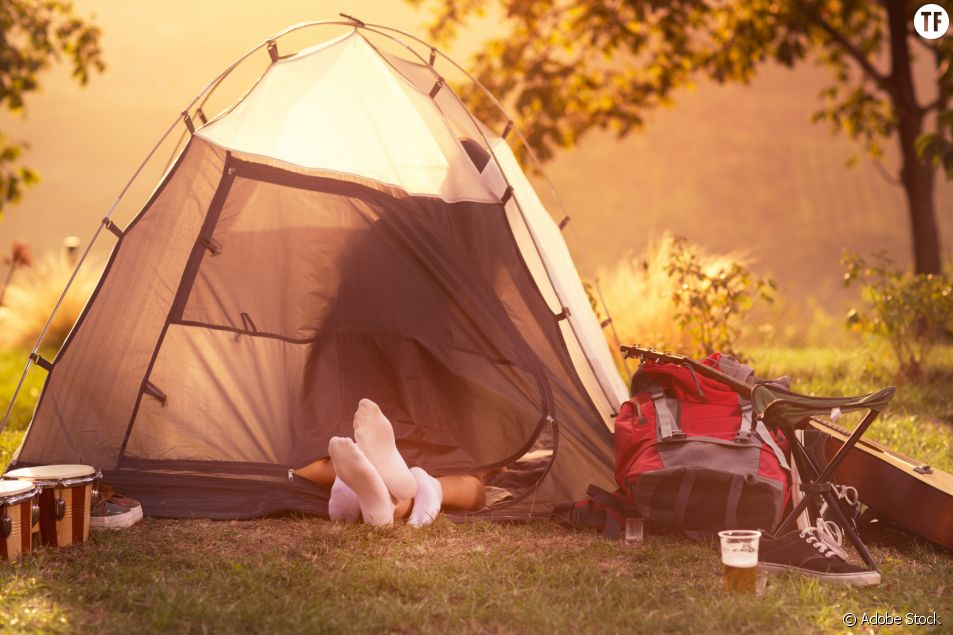 Comment faire l'amour en camping