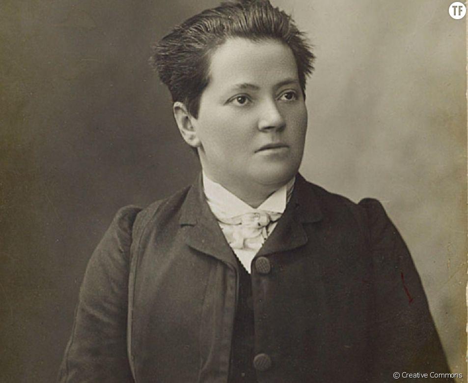 Madeleine Pelletier, figure emblématique de la médecine française.