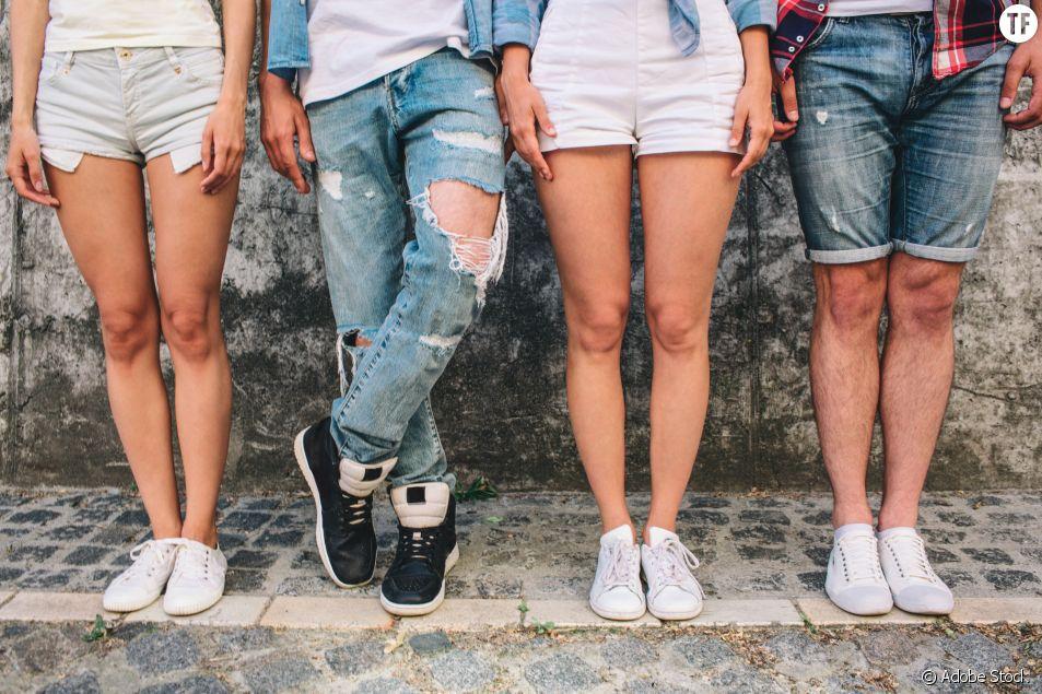 """""""La tenue ne justifie pas le viol"""" : elles manifestent pour s'habiller comme elles veulent"""