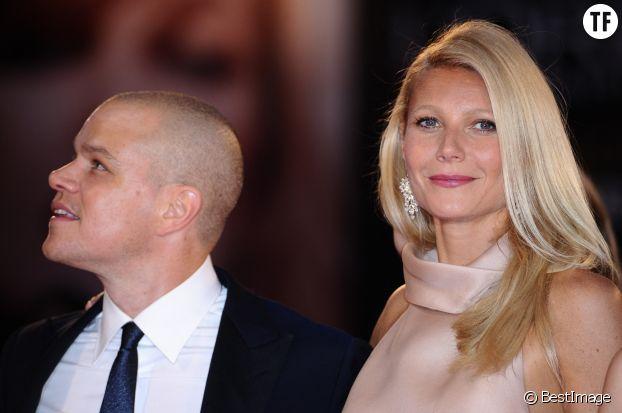 """Gwyneth Paltrow, femme de l'ombre et ex """"chouchoute"""" de Miramax."""