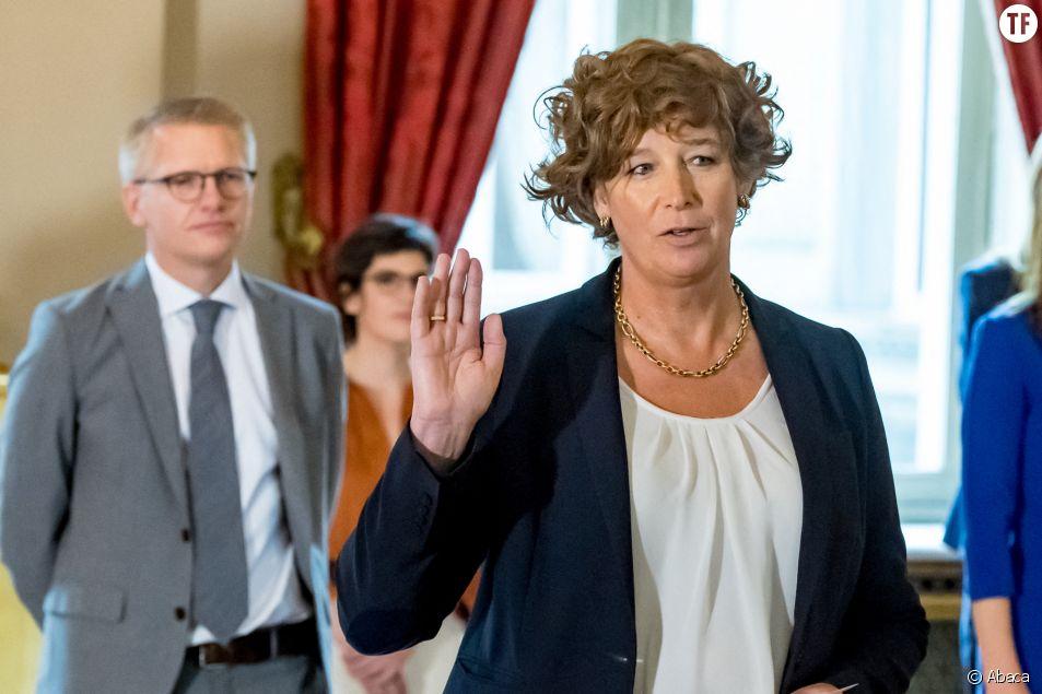 Petra De Sutter devient la première femme transgenre ministre en Europe