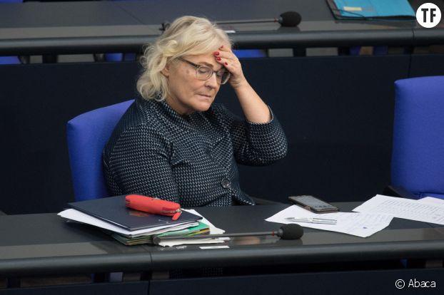 La ministre de la Justice allemande, Christine Lambrecht.