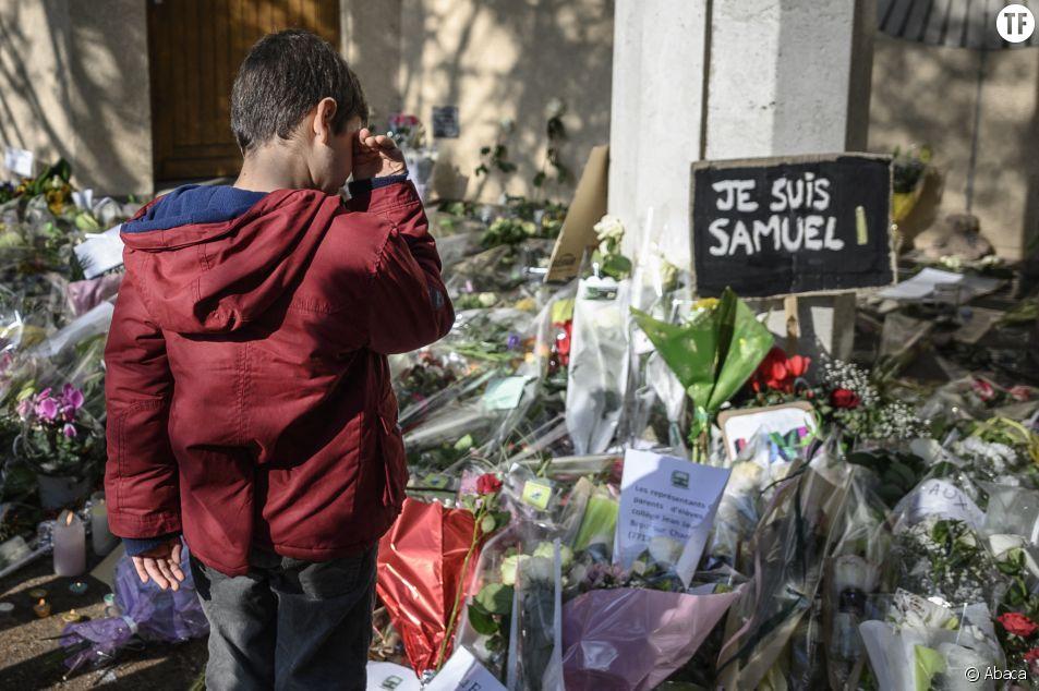 Assassinat d'un professeur à Conflans : comment expliquer l'inimaginable aux enfants ?
