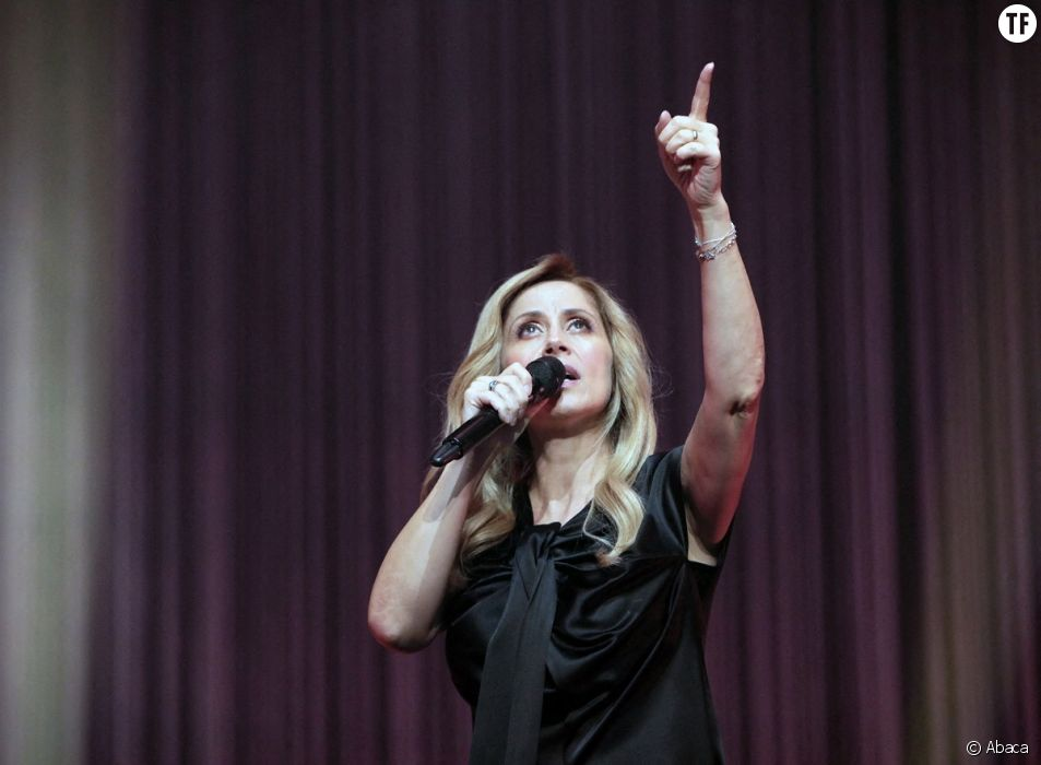 Lara Fabian libère la voix.