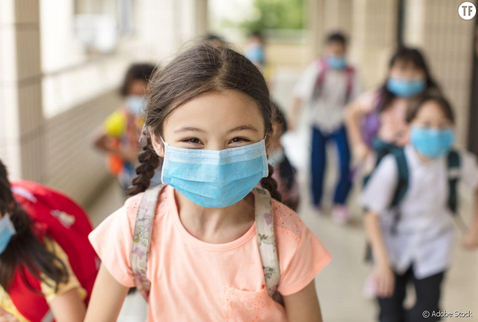 Comment faire accepter le masque aux enfants ?