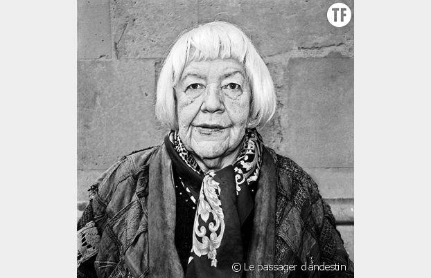 L'autrice et militante Françoise d'Eaubonne