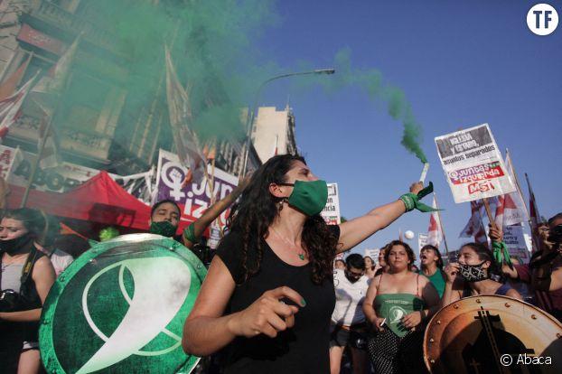 2020 a aussi été le théâtre d'avancées formidables, comme la légalisation de l'avortement en Argentine.