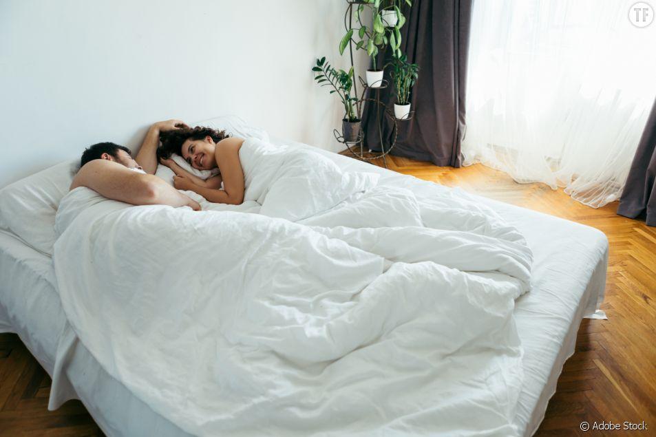 La technique scandinave pour bien dormir à deux ? Avoir deux couettes