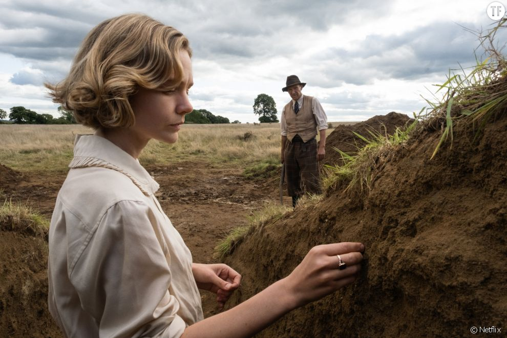 """""""The Dig"""", la nouvelle production Netflix, fait polémique."""