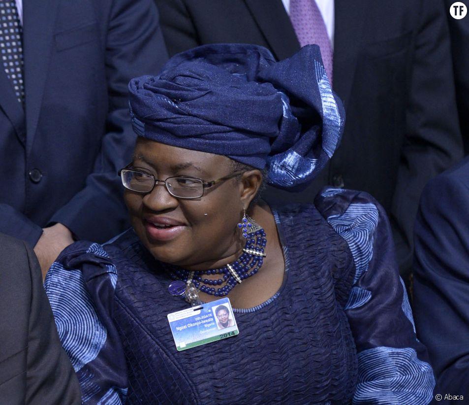 La Nigériane Ngozi Okonjo-Iweala devient la première femme à la tête de l'OMC