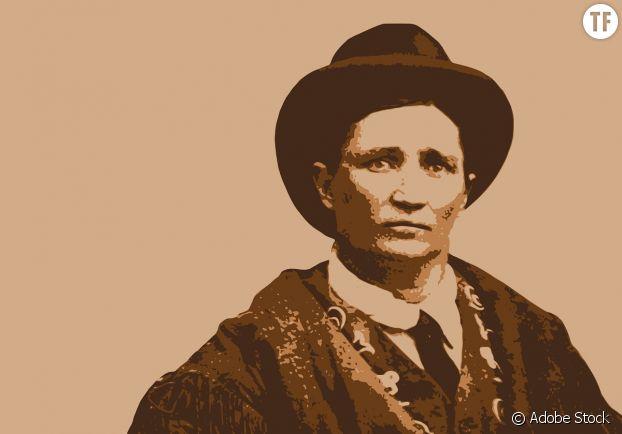 Calamity Jane, cowgirl redoutable et légende de l'Ouest américain.
