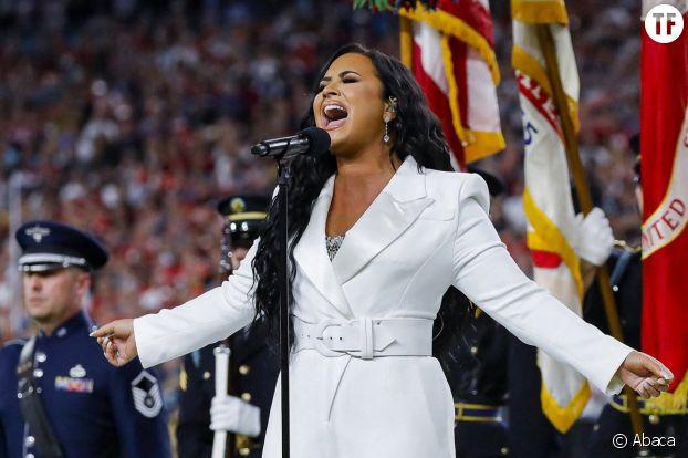 La chanteuse Demi Lovato a récemment annoncé sa pansexualité.