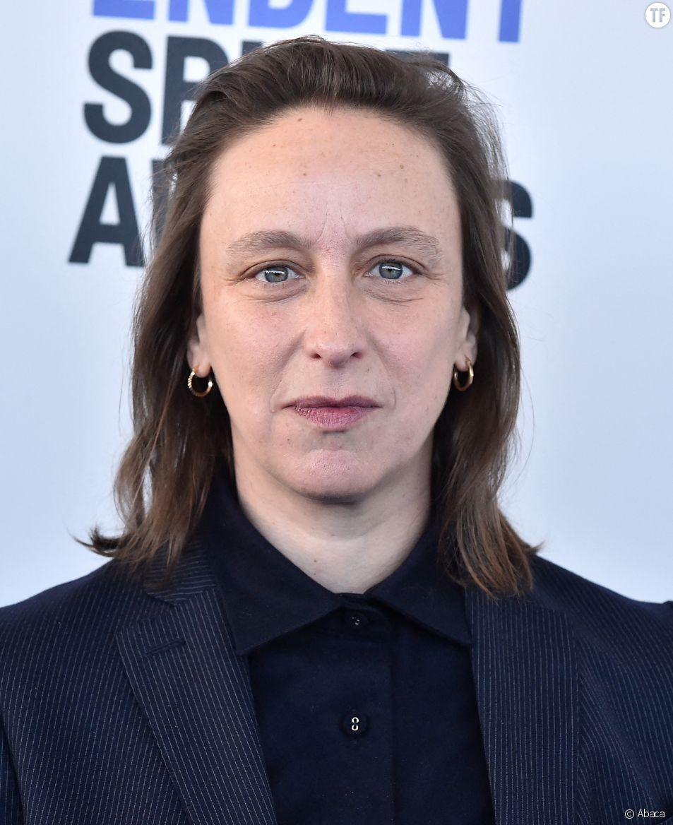 Celine Sciamma aux Film Independent Spirit Awards le 8 février 2020 à Santa Monica